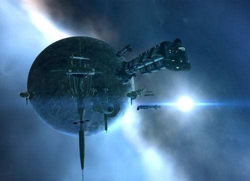 EVE Online: Missions, Agents, and earning Faction Love – Random Average